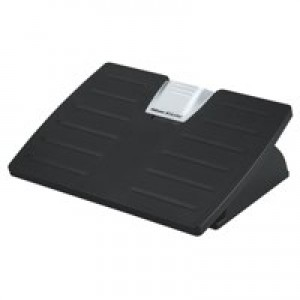 Fellowes Office Suites Footrest Adjustable with Microban Technology W445xH333mm Ref 8032201