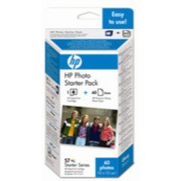 Image for Hewlett Packard No57 Photo Inkjet Cartridge and Papers Pack of 2 Q7942AE