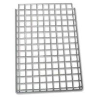 Image for Versapak Single Extra Shelf Plastic-Coated Steel W267mm Grey for Versapak Mailsorter Ref MSS1