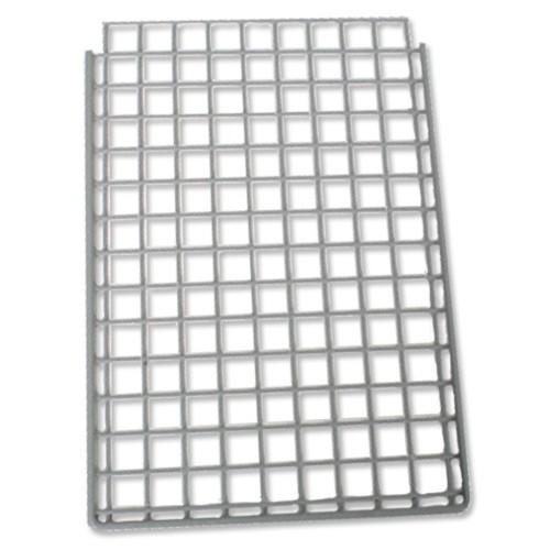 Single Extra Shelf Grey MSS1