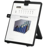 Fellowes Workstation Copyholder Easel Capacity 10mm With Line Guide A4 Black Code 21106