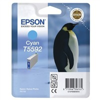 Epson Stylus Photo RX700 Inkjet Cartridge Cyan 13ml T5592 C13T559240
