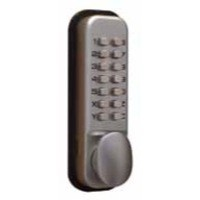 Image for Digital Door Lock Zinc Alloy with Fail Safe and 4000 Possible Combinations