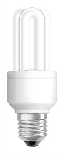 Light Bulb Energy Saving Compact Fluorescent Screw Fitting 21W