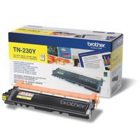 Image for Brother Laser Toner Cartridge Page Life 1400pp Yellow Ref TN230Y