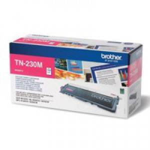 Brother TN-230M Laser Toner Cartridge Magenta Code TN230M