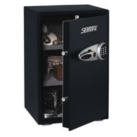 Sentry Security Safe Electronic Lock 6mm Door 3mm Wall 47.4kg W390xD410xH607mm 67.3L Ref T6-331