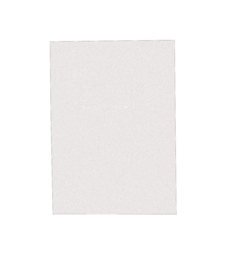 GBC Binding Covers Leatherboard Plain 250gsm A4 White Ref 46710E [Pack 50]