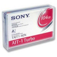 Sony AIT-1 Turbo Data Cartridge 40Gb Native Media without MIC TAIT140N