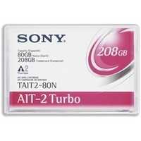 Sony AIT-2 Turbo Tape 80Gb Native Media TAIT280N