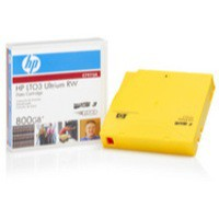 Hewlett Packard [HP] Ultrium Data Cartridge Rewritable 800GB Ref C7973A