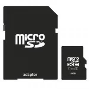 Q-Connect MicroSD Card 64GB Class 10