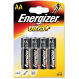 Energizer Ultra Plus Battery AA Pack of 4 624651