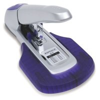 Rapesco AV-69 Heavy Duty Stapler with Work Tray Silver 0461