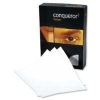 Conqueror Paper A4 Vellm 100gmLaid Pk500