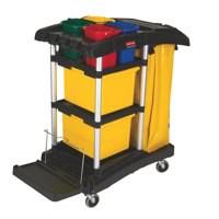 Microfib Cleang Cart Blk Fg9T7400Bla Pk1