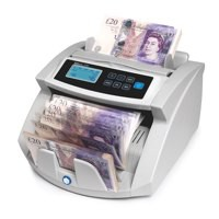 Image for Safescan 2250 Banknote Counting Machine Automatic 1000 Notes/Minute 220V 7kg Ref 115-0257