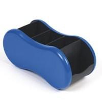 Avery Infinity Blue&Grey Pen Pot INF5BG
