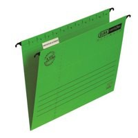 Elba Verticflex Ultimate Suspension File Manilla 240gsm Foolscap Red Ref 100331172 [Pack 25]