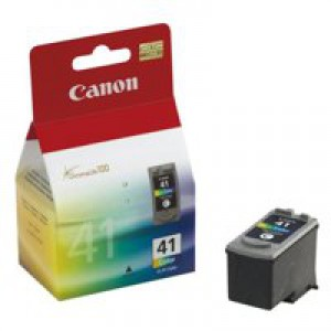 Canon CL-41 Colour Inkjet Cartridge Code 0617B001