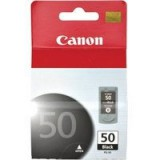 Canon PG-50 High Yield Black Ink Cartridge Code PG-50