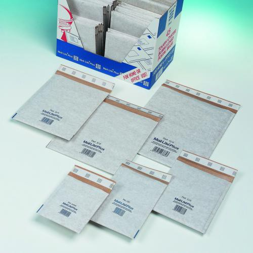 Mail Lite Plus Oyster Postal Bags A/000 110x160mm Internal Pack 100