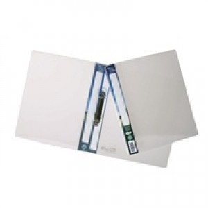 Snopake Biodegradable Ringbinder A4 2/25 Clear Code 15431