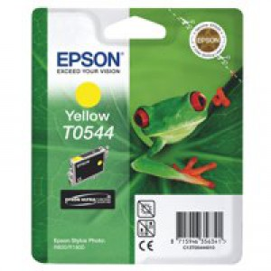 Epson Frog Inks Ultra Chrome Hi-Gloss Yellow T05444