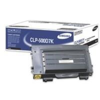 Samsung Laser Toner Cartridge Black CLP-500D7K/ELS