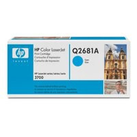 Image for Hewlett Packard [HP] No. 311A Laser Toner Cartridge Page Life 6000pp Cyan Ref Q2681A