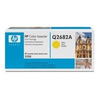 Image for Hewlett Packard [HP] No. 311A Laser Toner Cartridge Page Life 6000pp Yellow Ref Q2682A