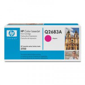 Hewlett Packard [HP] No. 311A Laser Toner Cartridge Page Life 6000pp Magenta Ref Q2683A