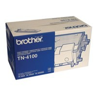 Brother Laser Toner Cartridge Black Ref TN4100