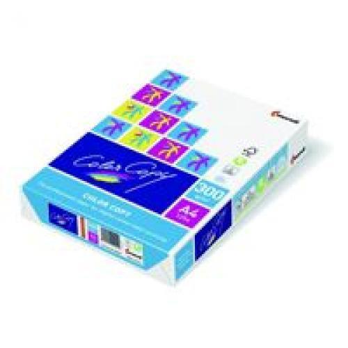 Color Copy Paper White Min 50% FSC4 A4 210x297mm 300Gm2 Pack 125