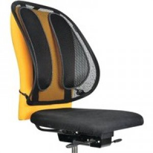 "Fellowes Office Suitesâ""¢ Mesh Back Support"