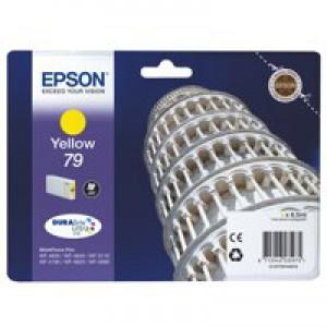 Epson 79 Yellow Inkjet Cartridge T7914