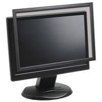 3M Privacy Screen Protection Filter Anti-glare Framed Desktop Lightweight LCD CRT 19in Black PF319