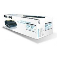 Image for Philips Fax Laser Toner Cartridge Page Life 5000pp Black Ref PFA731