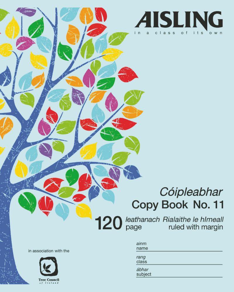 Exercise Book 7 mm Square 48 Page 205x165 Orange Ref EX342341
