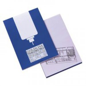 Goldline Prof.Tracing Pad A4 Gpt1A4