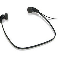 Image for Philips LFH0334 Digital Headset Gold-plated 3m Cable Black Ref LFH0334