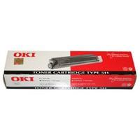 Oki OkiFax 5780/5980 Toner Cartridge Black 01074705