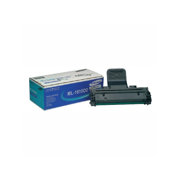 Samsung Laser Toner Cartridge and Drum Unit Page Life 2000pp Ref ML1610D2/ELS