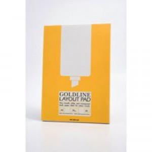 Goldline Layout Pad Gpl1A4 (Was 128281)