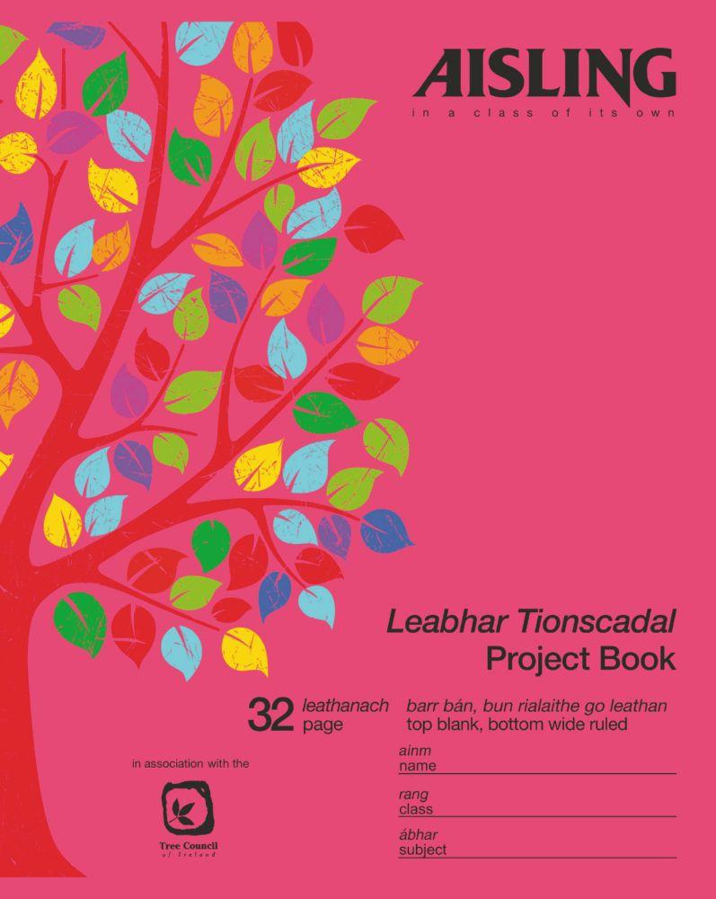 Creative Book 10 mm Square 32 Page A4 Orange Ref DU014155