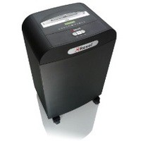 Rexel Mercury RDS2250 Shredder 5.8mm Strip Cut 22x80gsm 24.3kg W480xD370xH676mm Ref 2102417