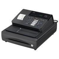 Casio Cash Register 7 Segment x 8 Digit 120 PLUs 20 Departments 2.4 lines/sec W330xD360xH203mm Ref 140CR