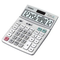 Casio Desktop Calculator DF-120ECO-W-EH