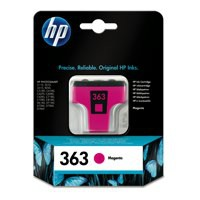 HP No.363 Inkjet Cartridge Magenta Code C8772EE