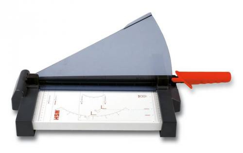 HSM CM3206 Guillotine Cutting Length 320mm Capacity 6x 70gsm W549xD194xH62mm A4 Ref 1000701